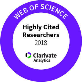 Web of Science Highly Cited Researcher